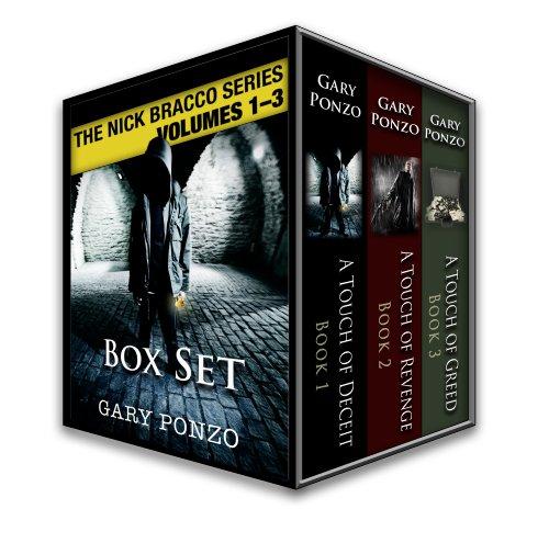 Nick Bracco Thriller Series: Box Set (Books 1-3)