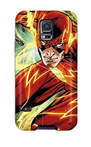 Galaxy S5 Case Cover The Flash Case - Eco-friendly Packaging