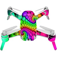 Skin For Yuneec Breeze 4K Drone – Hallucinate | MightySkins Protective, Durable, and Unique Vinyl Decal wrap cover | Easy To Apply, Remove, and Change Styles | Made in the USA