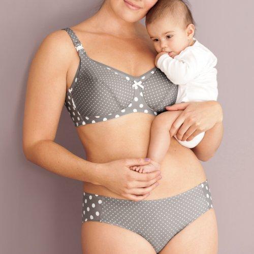 da Stone Anita Multicolore Bh 437 5034 Polka Dots Donna Still Maternity Reggiseno nAfR0