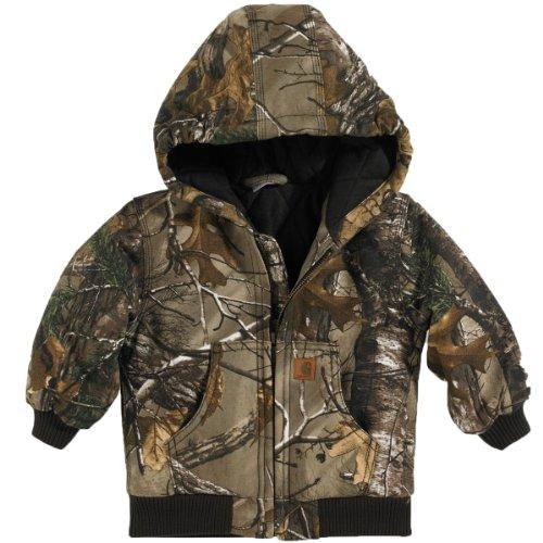 Carhartt Boys Camo Active Jacket product image