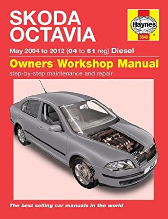 skoda octavia diesel haynes manual amazon co uk car motorbike rh amazon co uk Skoda Superb 2010 Rear 2028 Skoda Superb Interior