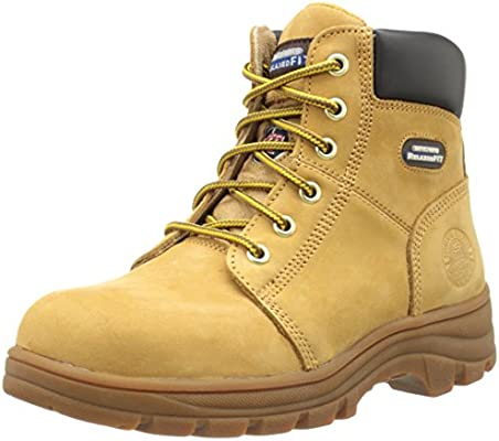 ce326297eac Skechers for Work Women's Workshire Peril Boot, Wheat, 9.5 M US ...
