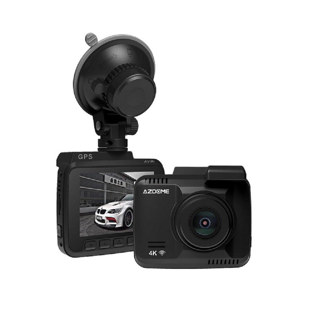 【国内正規品】SZABTO GPS HDドライブレコーダー、2.4インチHDスクリーン、150度広角レンズG-センサーループ録画および駐車モニター B07BQ1GG18