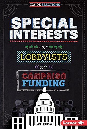 Special Interests  From Lobbyists To Campaign Funding  Inside Elections