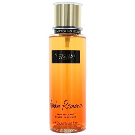 Victorias Secret - Fantasies Amber Romance - Rocío corporal para mujer - 250 ml