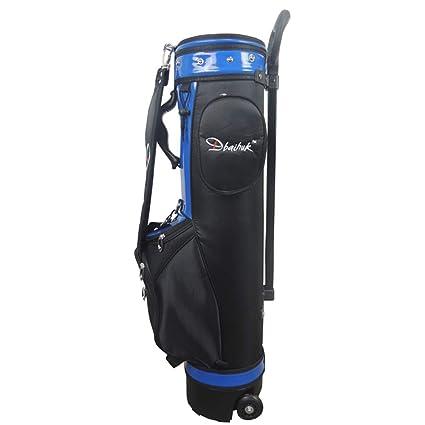 Bolsas para Club De Golf con Rueda Bolsas De Golf Club con 2 ...