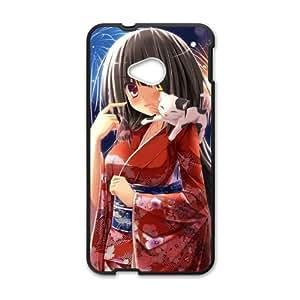 Kurumi Tokisaki Date A Live HTC One M7 Cell Phone Case Black MSY208211AEW