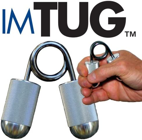 IronMind TUG Gripper Focus on Your Fingers