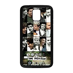 [QiongMai Phone Case] For Samsung Galaxy S5 -Famous One Direction Music Band-Case 13