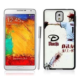 Hot MLB Arizona Diamondbacks Samsung Galalxy Note 3 N9000 Case Cover For MLB Fans By zeroCase