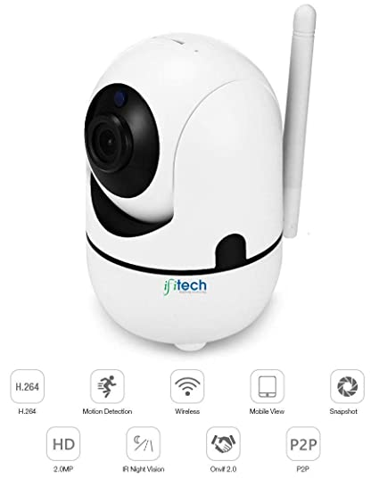 wiring diagram for home security camera best place to find wiring Printer Diagram buy ifitech 720p ptz ip camera with artificial intelligence to track subject sound with mobile app and cloud recording online at low price in india