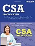 CSA Practice Exam: Test Prep and Practice Questions for the Certified Senior Advisor Exam