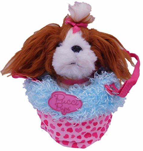 hih Tzu Puppi Dog Plush Stuffed Pal 7 Pcs ()