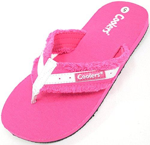 Dames / Heren Zomer / Vakantie / Strand Slippers / Sandalen Roze