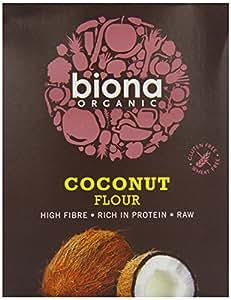Biona Organic Coconut Flour 500g - Pack of 2