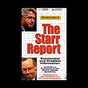 The Starr Report Hörbuch
