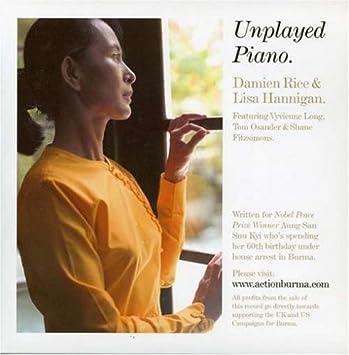 Damien Ft Lisa Hannigan Rice Unplayed Piano Vinyl Amazon