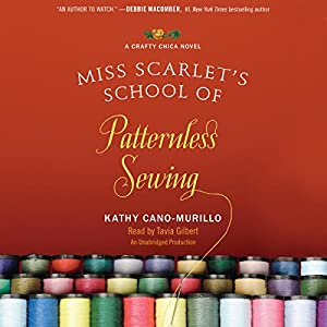 Miss Scarlet's School of Patternless Sewing Audiobook