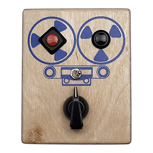 BrandNewNoise Shaka-Khan Percussion Recorder with Loop Switch by BrandNewNoise