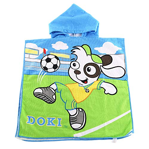 Cartoon Beach Ball - Cartoon Printing Kids Beach Towels for