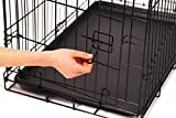 Carlson-Secure-and-Compact-Single-Door-Metal-Dog-Crate-Medium