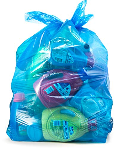 Recycling Trash Bags, 33 Gallon, 33