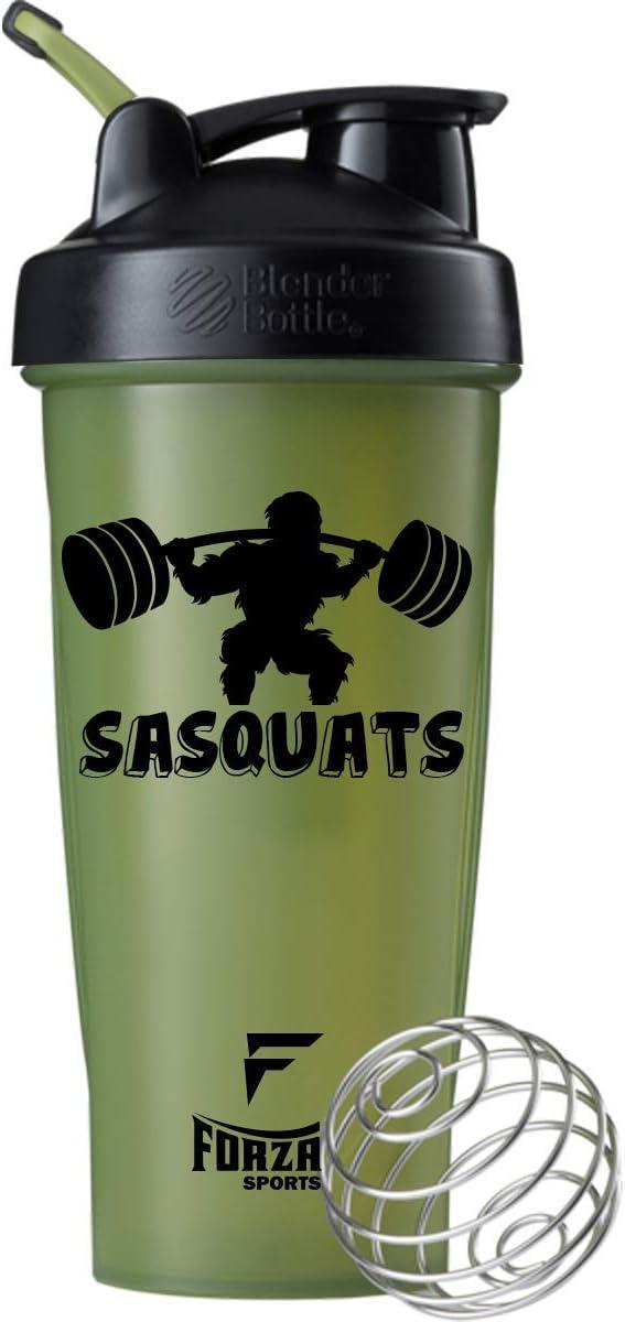 Forza Sports Blender Bottle x 28 oz. Classic Shaker - Sasquats