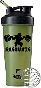 Forza Sports Blender Bottle x 28 oz. Classic Shaker - Sasquats