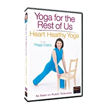 Yoga for the Rest of Us: Heart Healthy Yoga with Peggy Cappy^Yoga for the Rest of Us: Heart Healthy Yoga with Peggy Cappy^Yoga for the Rest of Us: Heart Healthy Yoga with Peggy Cappy^Yoga for the Rest of Us: Heart Healthy Yoga with Peggy Cappy