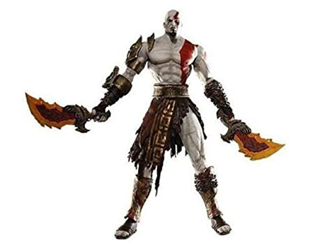 Player Select God of War Golden Fleece Kratos 7-inch Action Figure Toy Figures at amazon