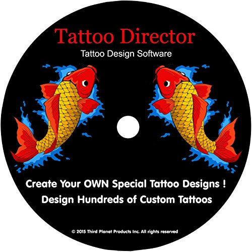 tattoo design software create your own custom designs with this unique tattoo design program. Black Bedroom Furniture Sets. Home Design Ideas