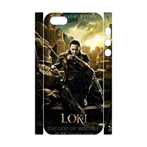 Chinese Loki Thor The Dark World Cheap 3D Hard Back Cover Case for iPhone 5,5G,5S,diy Chinese Loki Thor The Dark World Cell Phone Case