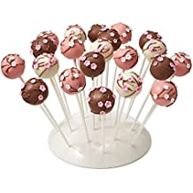 Cake Pop Platter Pops the Treat Display Treats Cake Bites Preparation Stand and Presentation Platter, dinnerware set, christmas gift for home, oprah designer, must have for holidays, housewarming gift