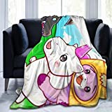 777 Lankybox_ Merch Kids Ultra-Soft Micro Fleece