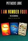 download ebook i am number four: the beginning: books 1-3 collection: i am number four, the power of six, the rise of nine (lorien legacies) pdf epub