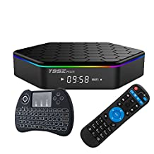 [Mini Wireless Keyboard Included]T95Z Plus Android Box Amlogic S912 Octa Core 2GB 16GB Dual Band WiFi 2.4G/5GHz 1000M LAN Bluetooth4.0 4K 3D-Mini Kitty
