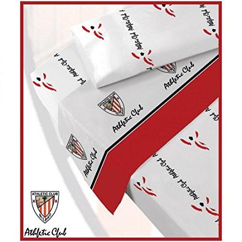 JUEGO DE SABANAS CAMA 90 ATHLETIC CLUB: Amazon.es: Hogar
