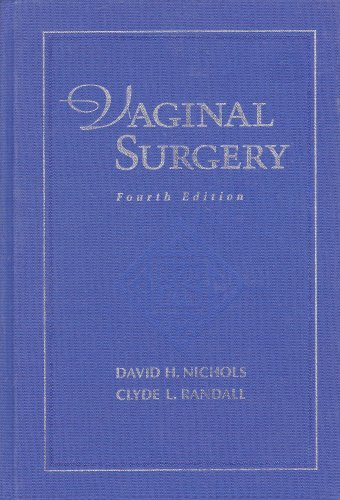 Vaginal Surgery