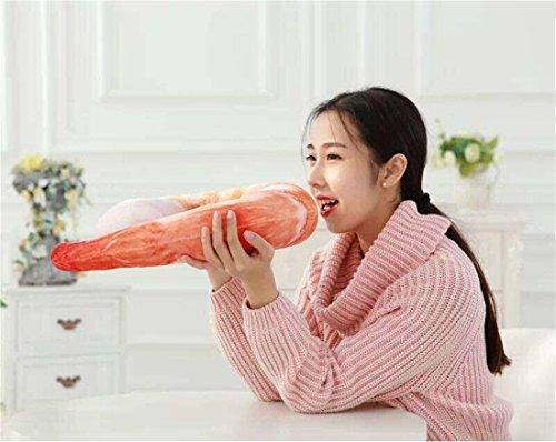 Shrimp Neck Pillow   Food Throw Plush 4