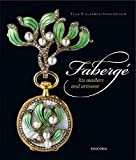 img - for Faberg : His Masters and Artisans book / textbook / text book