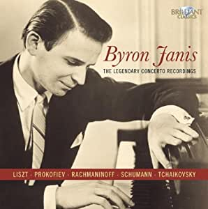 Byron Janis : The Legendary Concerto Recordings