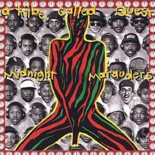 Midnight Marauders [Vinyl] by Legacy