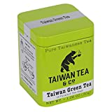 Taiwan Green Tea 12 Pyramid Tea Bags Organic Premium Tea Review