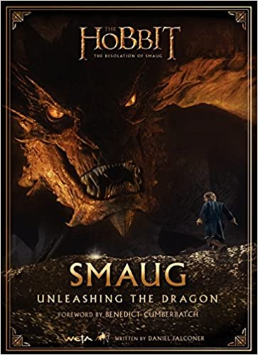 smaug unleashing the dragon the hobbit the desolation of smaug