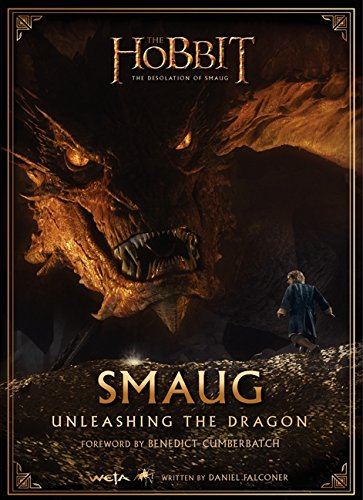 Book Unleashing the Dragon The Hobbit The Desolation of Smaug