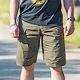Helikon-Tex Men UTK Shorts Shadow Grey Polycotton