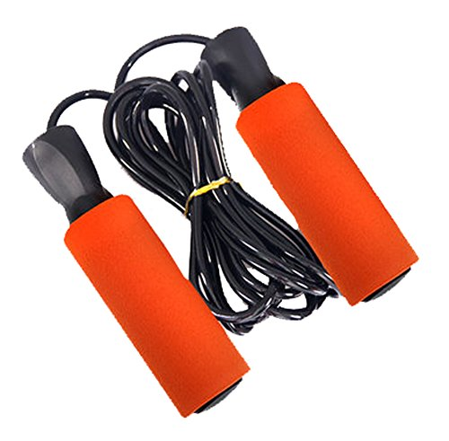 DRAGON SONIC Adjustable Skipping Rope,Sports Game Fitness Skipping Rope,D8 by DRAGON SONIC