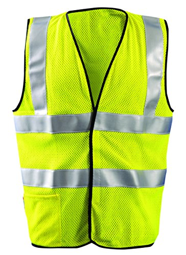 Occunomix Occulux Flame Resistant Vest Mesh 2X Yellow