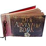 Our Adventure Book Handmade DIY Family Scrapbook Wedding...